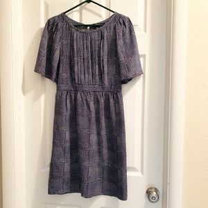 Banana Republic silk dress